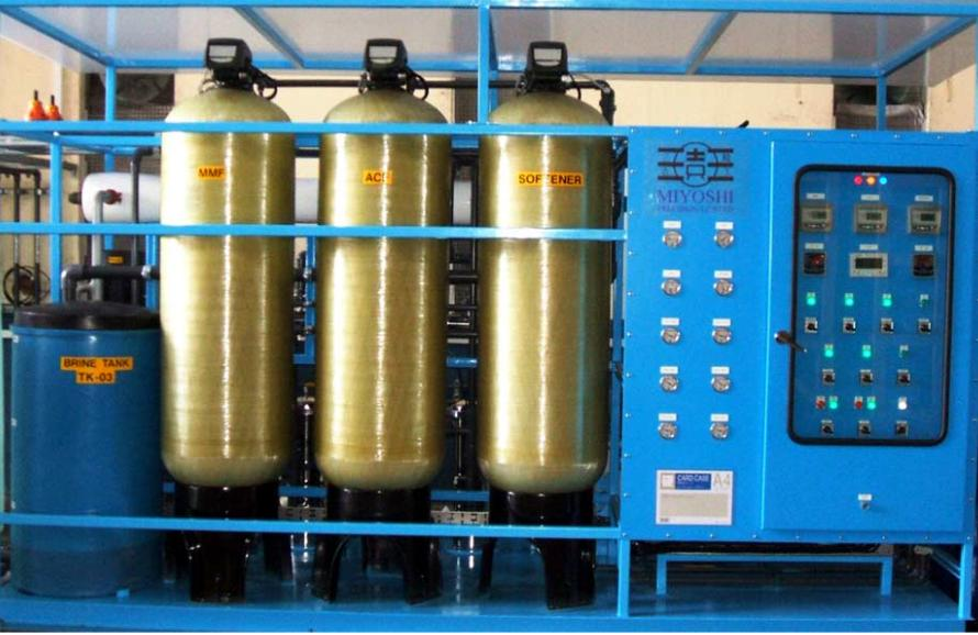 Purion Desalination System 1