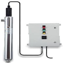 UV systems potable water disinfection