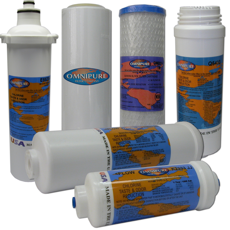 home water filter cartridges