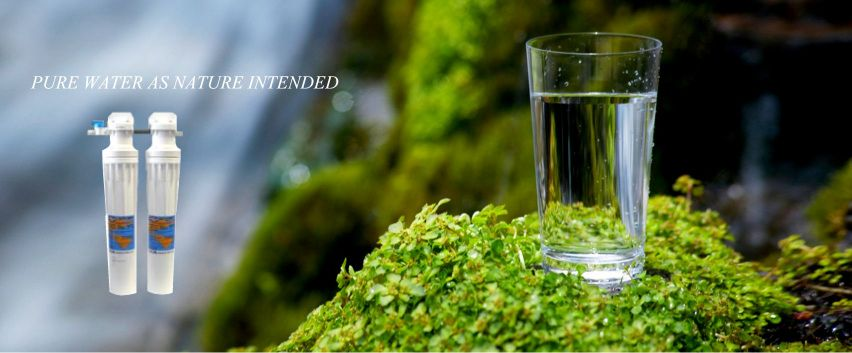 home water filters for clean healthy drinking water just like nature intended
