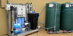 whole tank water RO system