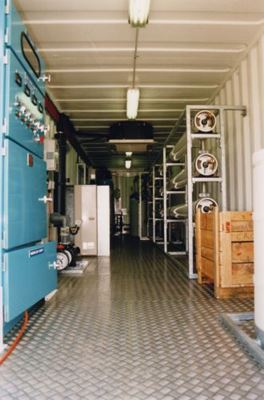 Containerised Reverse Osmosis Plant