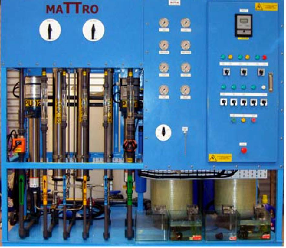 Purion Desalination System