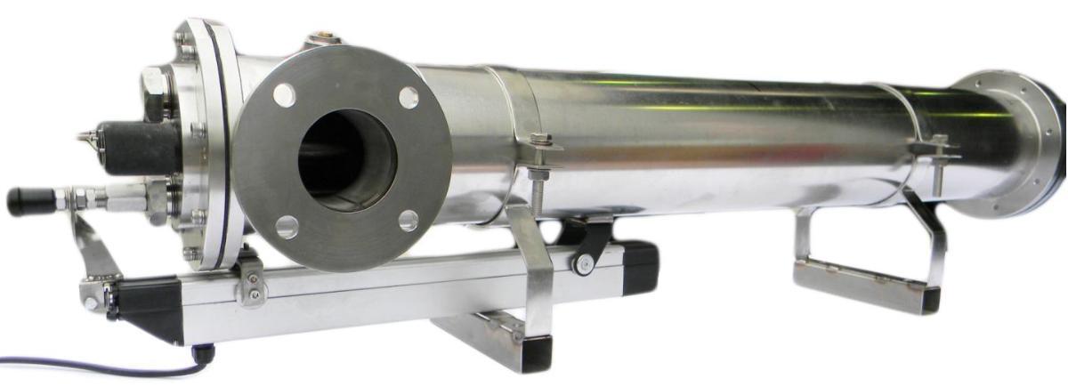 UV X series with quarts wiper
