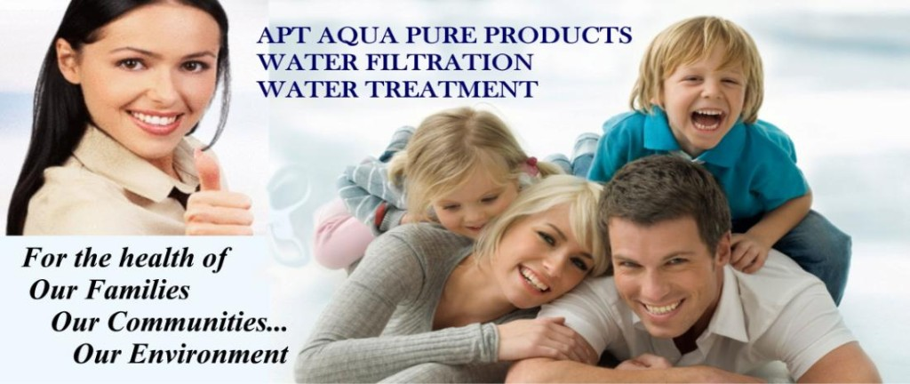 water filters for the family home and office