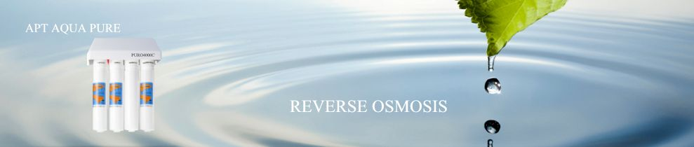 apt aqua pure home reverse osmosis systems are the most advanced RO systems on the market