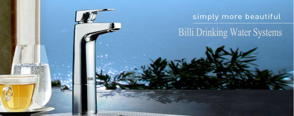 billi boiling and chilled drinking water systems for home and office