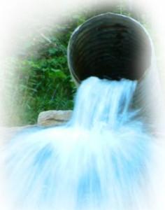 sewage-water treatment